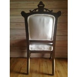 Image of Victorian Bronze Painted Chair