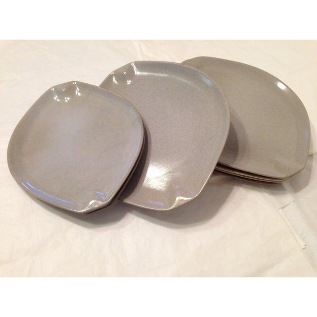 Raymor Modern Plates by Ben Seibel - Image 8 of 9
