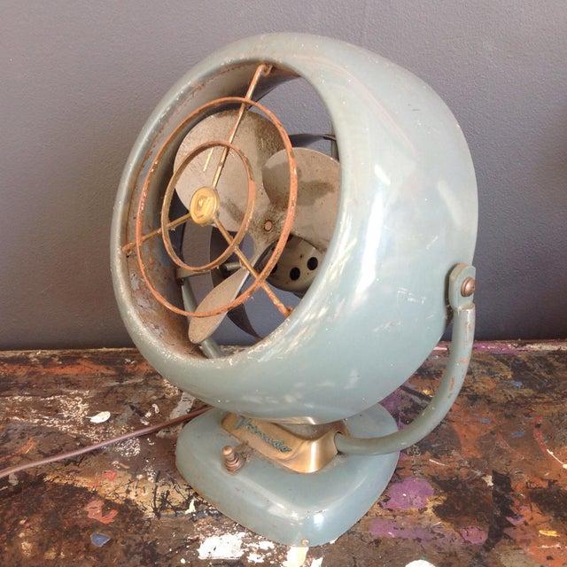 Image of Vintage Vornado Electric Industrial Fan
