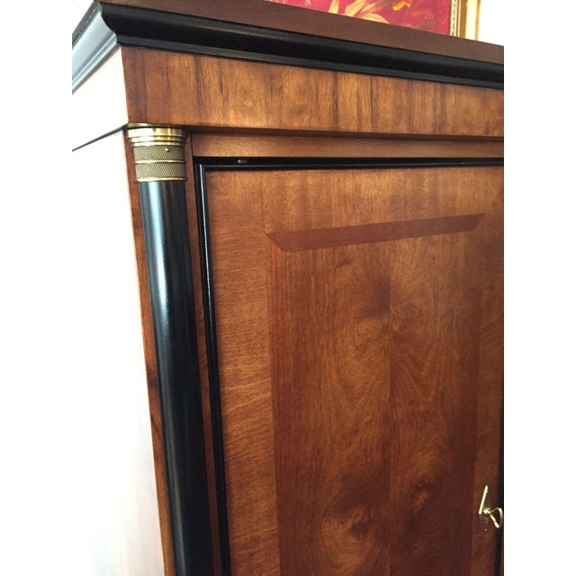 Image of Century Furniture Biedermeier Armoire