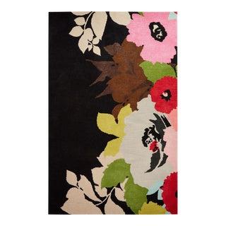 Kate Spade Floral Rug - 2'x3'