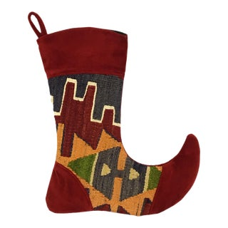 Kilim Christmas Stocking | Jalen