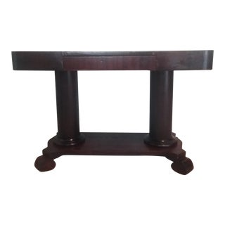 Wooden Library Table