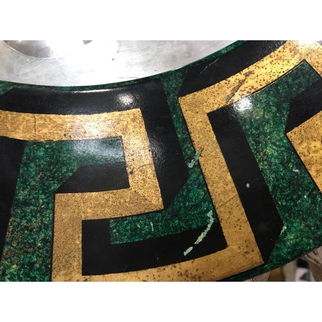 Greca Fornasetti Greek Key Mirror - Image 5 of 5