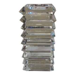 Stacked Optical Glass Can