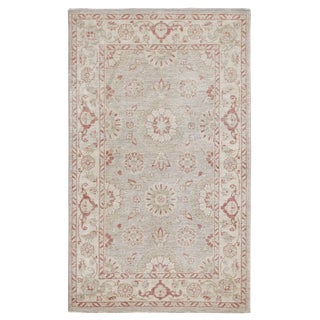 Hand-Knotted Ferehan Rug - 3' x 5'
