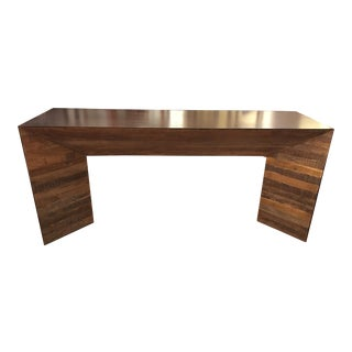 Environmental Furniture Company Campinas Console Table