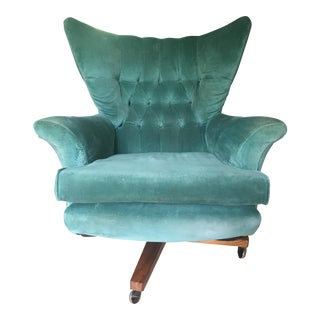 Mid-Century G-Plan Blofeld 6250 Lounge Chair