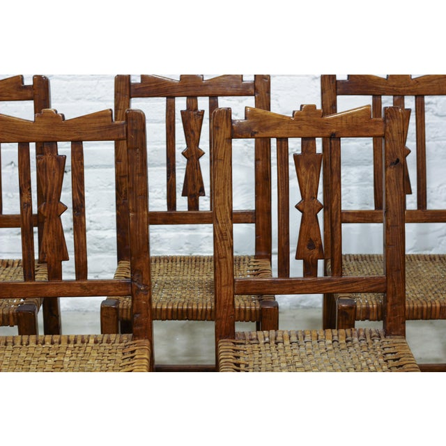 Vintage Argentinian Dining Chairs - Set of 6 - Image 5 of 5