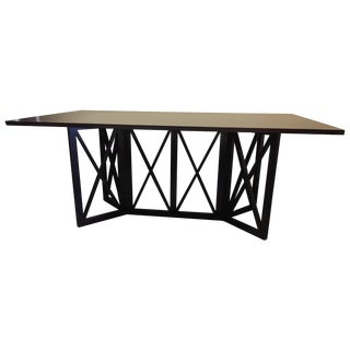 Richter Black Label Collection Dining Table