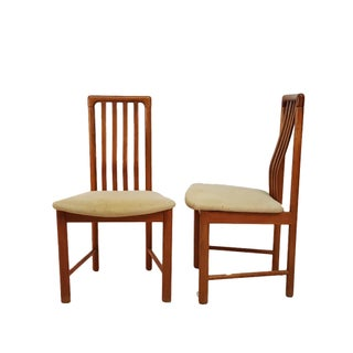 Danish Modern Dining Chairs by Boltinge - A Pair