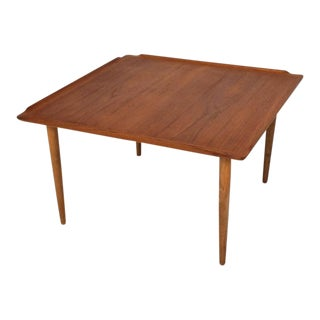 Selig Danish Modern Teak Coffee Table