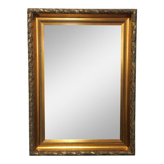 Le Barge Gold Carved Molding Mirror