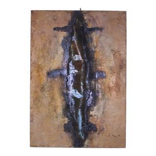 "Petro Bevza ""Great Movement"" Original Oil Painting"