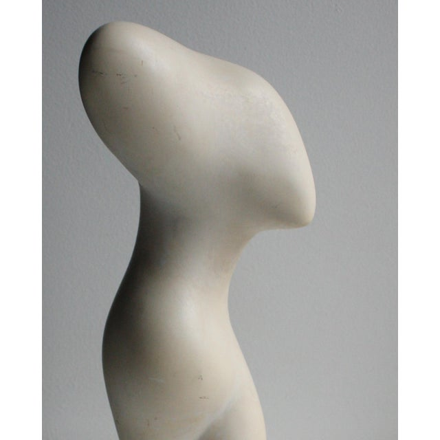 Image of Modern Abstract Female Torso Venus Sculpture