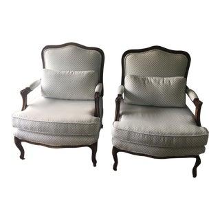 Harper Bergere Chairs - A Pair