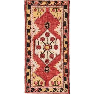 "Apadana - Vintage Anatolian Rug, 2'6"" x 5'3"""