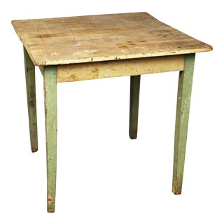 Vintage Country Kitchen Farm Table