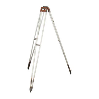 Vintage Metal Surveyor's Tripod