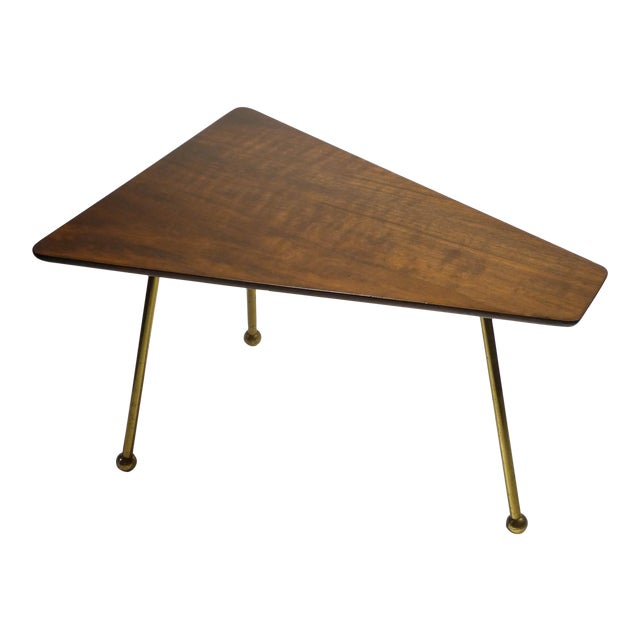 Martin Freedgood Trapezoidal Side Table - Image 1 of 8