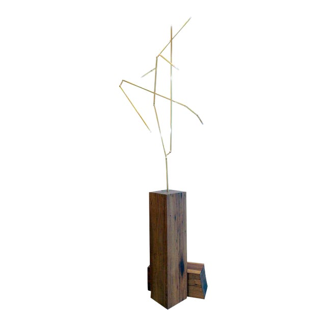 Untitled Lit Sculpture - Image 1 of 6