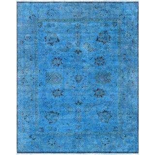 Pasargad Overdye Lamb's Wool Area Rug - 8′ × 10′
