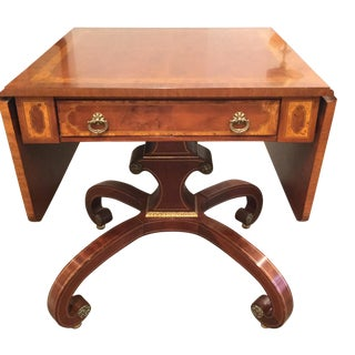 Widdicomb Mario Bautta Drop-Leaf Table