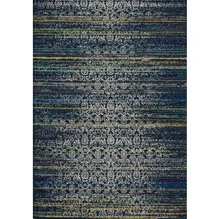 Brixton Midnight Blue Rug by Feizy - 8' x 11'