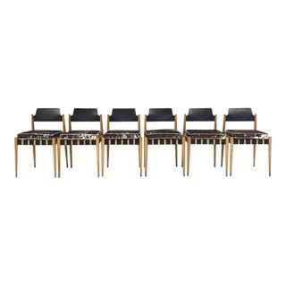 Vintage Egon Eiermann Se 120 Dining Chairs - Set of 6