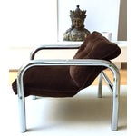 Image of Byron Botker Chrome Chairs Model #817 - A Pair