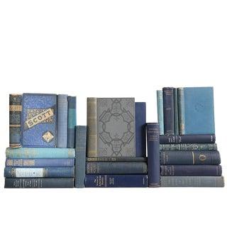 Vintage Blue Poetry, S/23