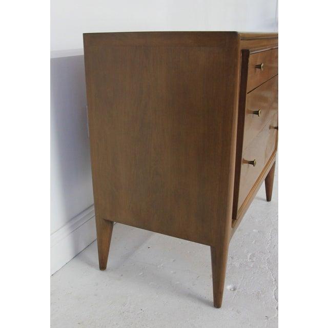 Image of Vintage Mid Century Modern 3 Drawer Dresser