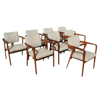 Vintage Herman Miller Chairs - Set of 8