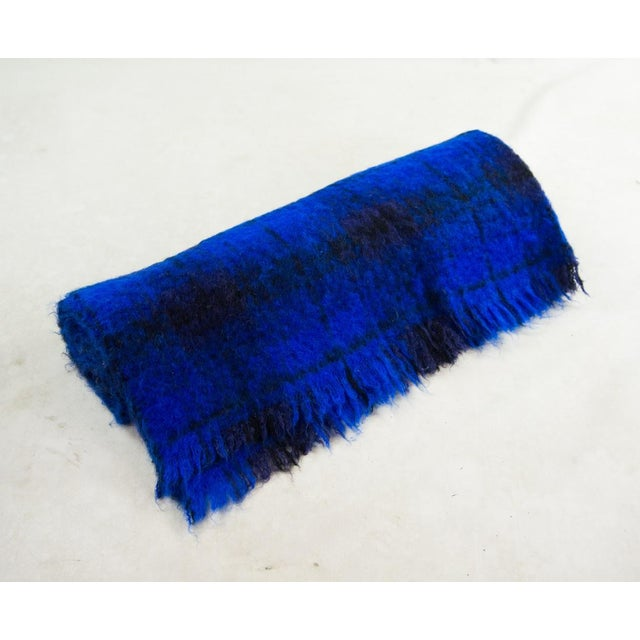 Handmade Mohair Throw by Avoca Handweavers - Image 9 of 9