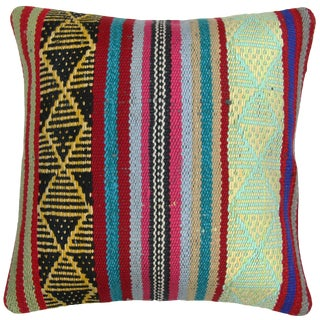 Rug & Relic Striped Pillow