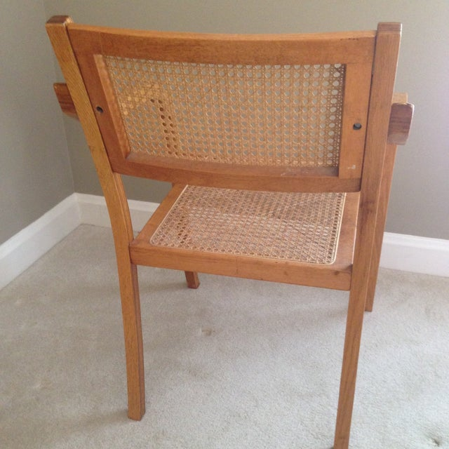 Thonet Style Bentwood & Cane Arm Chair - Image 5 of 5