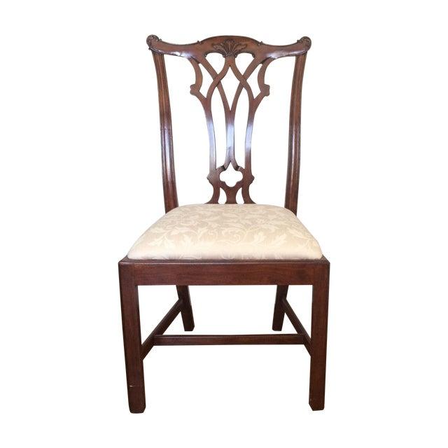 Random Harvest Cherry Ribbon Back Side Chair - Image 1 of 4