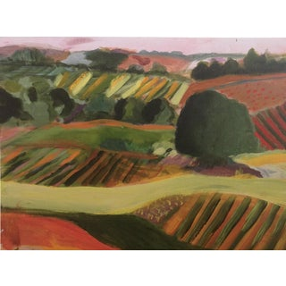 Michelle Winters Southern France Painting