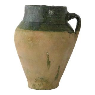 Vintagel Turkish Terracotta Olive Jar