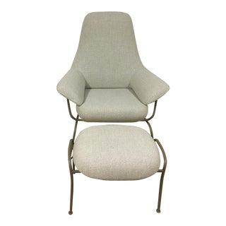 Hem Hai Chair & Ottoman Set