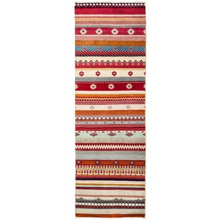 "Lori Hand Knotted Runner - 2'1"" X 6'4"""