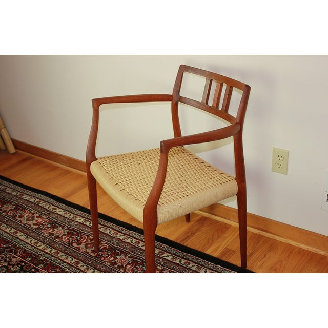 JL Moller #64 Arm Chair - Image 3 of 6