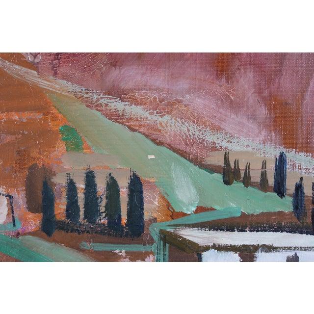 "Image of Bertil Wahlberg ""Sorrento"" Oil Painting"