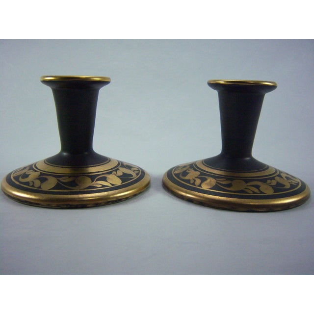 Image of Vee Jackson Candle Holders - A Pair