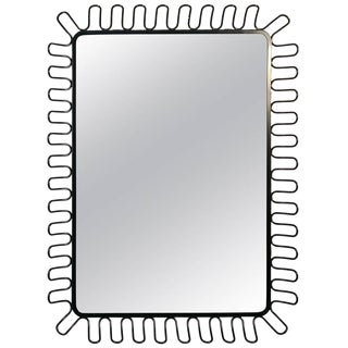 BEAUTIFUL MODERN MIRROR IN THE MANNER OF JEAN ROYERE