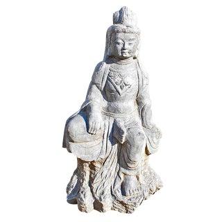 Hebei Stone Buddha Statue