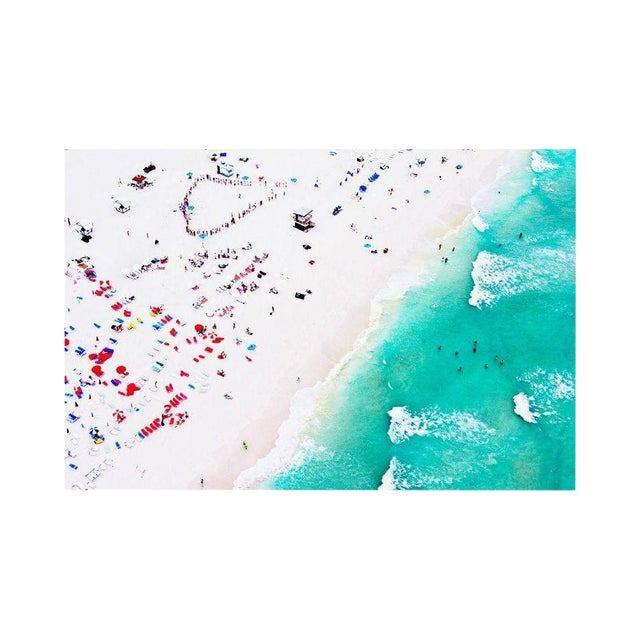 "Cheryl Maeder ""South Beach Swimming"" Photograph - Image 1 of 1"