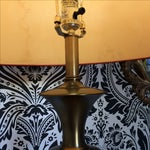 Image of Brass Floor Lamp