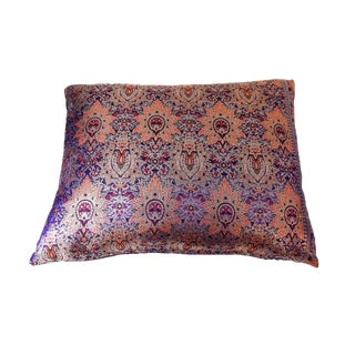 Purple Thai Silk Pillow