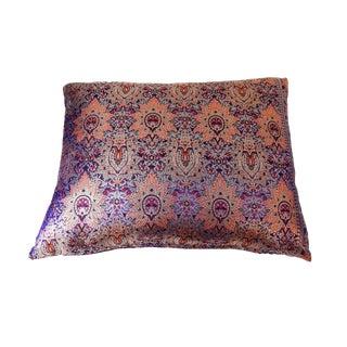Purple Thai Silk Pillow